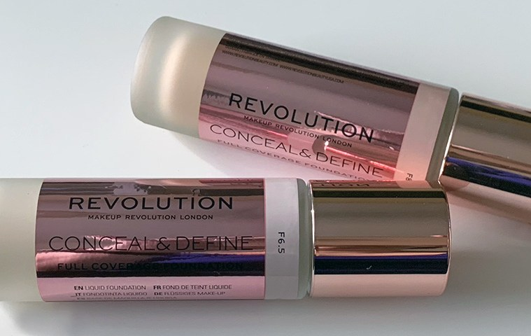 Revolution Conceal & Define Full Coverage Foundation