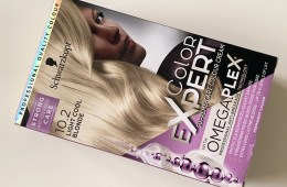 Schwarzkopf Color Expert Light Cool Blonde 10.2 Hair Dye