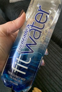 Lucozade Fit Water