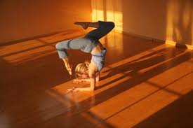 yoga is a perfect complement to running