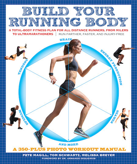 Building Your Running Body book