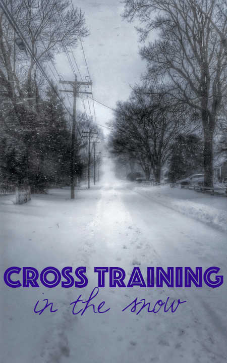 Cross Training in the Snow