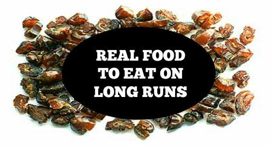 Real Food to Eat on Long Runs