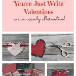 "Our ""Just Write"" Valentines"