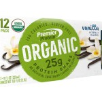 New Premier Protein Organic Shakes!