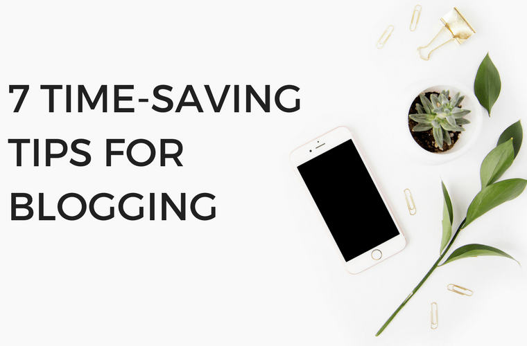 Time-saving-tips-tools-blogging