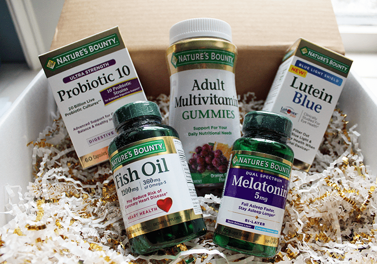 Nature's Bounty Vitamins and Supplements