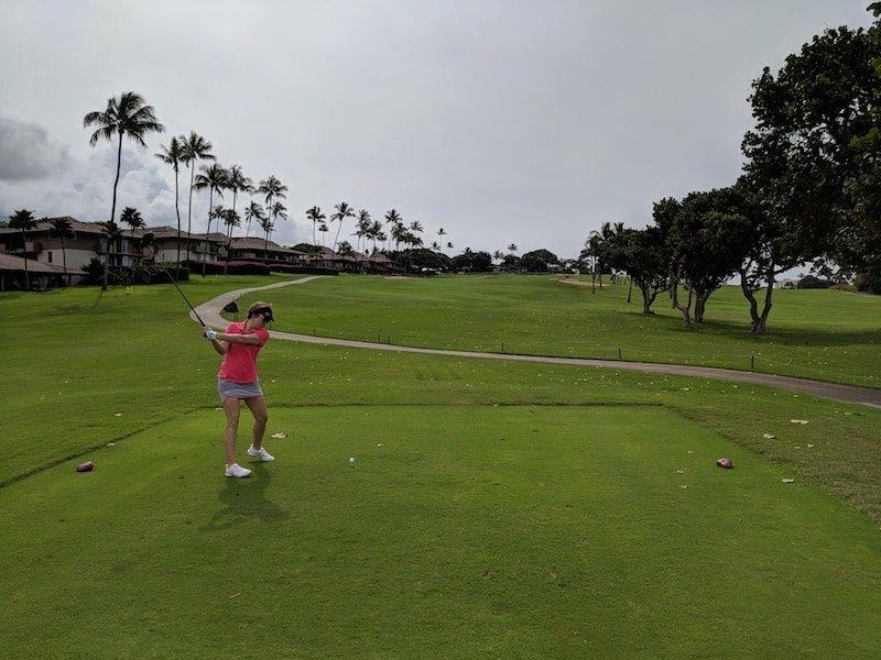 Kaanapali Golf