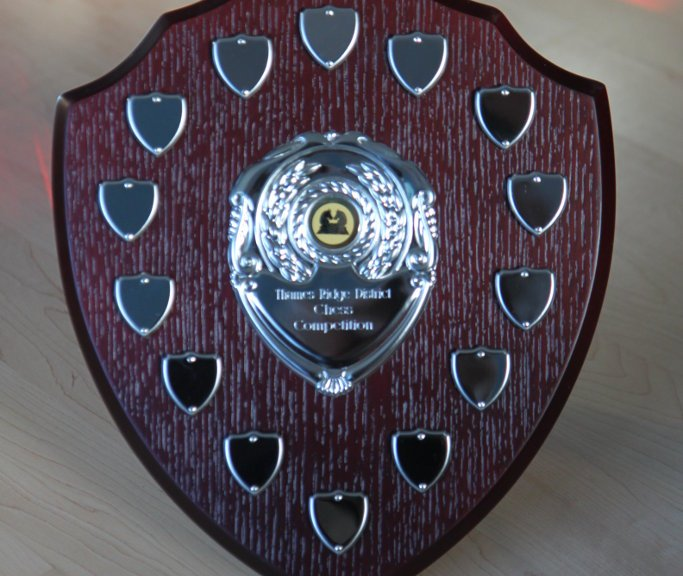Chess Competition Shield