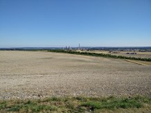 Didcot power station (or what's left of it)