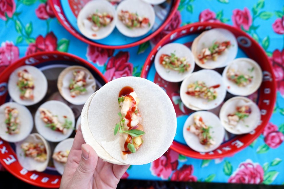 Visit Mexico Chicago Gourmet 2017 via 312food