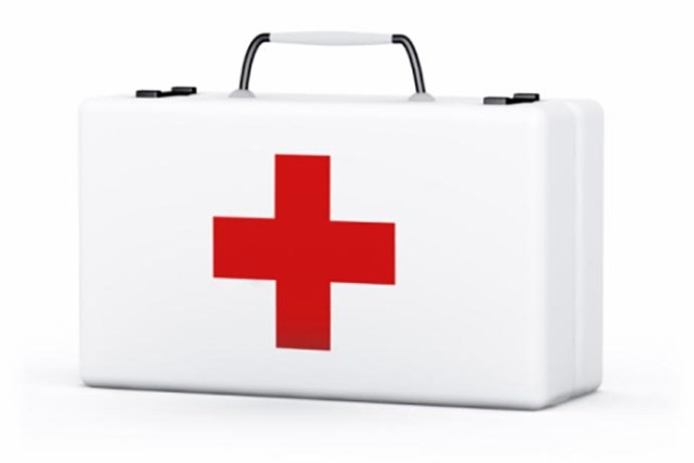 Family First Aid Kit Checklist