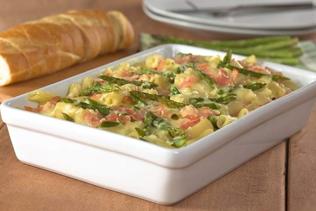 An Easy Springtime Favorite: Ham and Asparagus Casserole