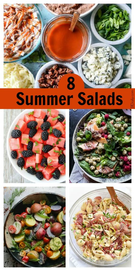 8 Summer Salads