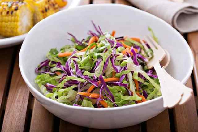 Simply Coleslaw
