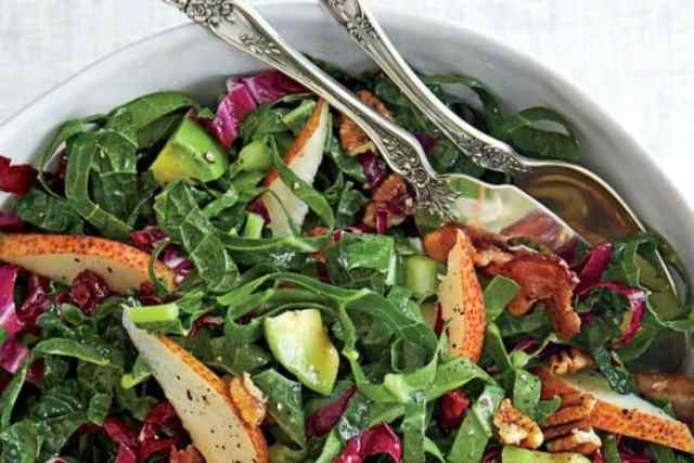 Beautiful and Delicious Autumn Salads