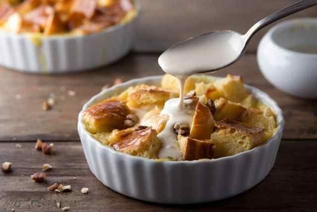 Timeless Classic: Cinnamon Brioche Bread Pudding