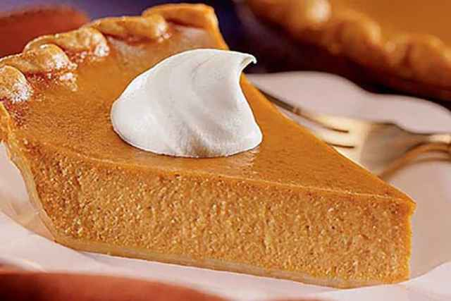 Thanksgiving Tradition: Libby's Pumpkin Pie