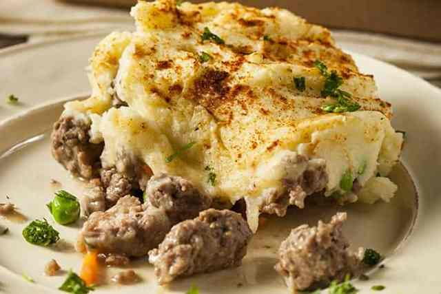 Deliciously Irish: A Potato Topped Shepherd's Pie Recipe