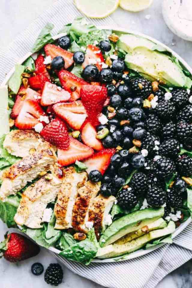 Brighten up Spring with these 9 Gorgeous and Healthy Salads | 31Daily.com