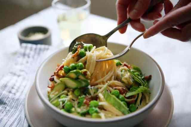 9 Spring Pasta Recipes You'll Want to Make This Season