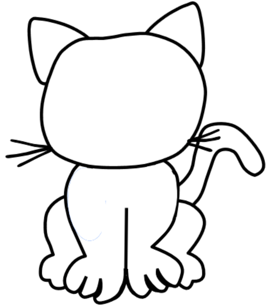 cat coloring pages 3 coloring pages to print