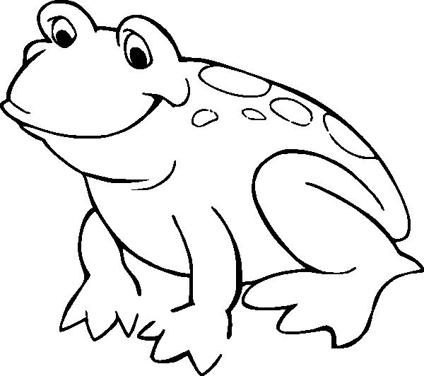 fishing frog coloring pages cooloring com