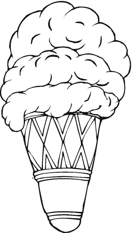 ice cream coloring pages ice cream coloring pages 2