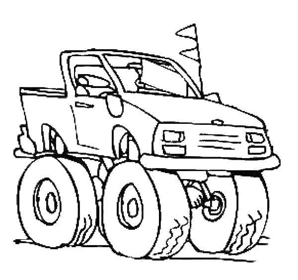 showing results for monster truck pictures to print and colour request