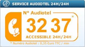 service 3237 - pharmacie charlet