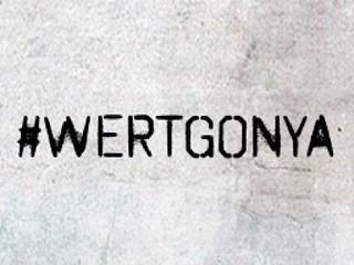 L'etiqueta #Wertgonya és trending topic (Foto: @alexmarquina)