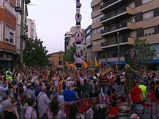 L'Assemblea Nacional Catalana continua escalfant motors; aquest divendres, a Terrassa.