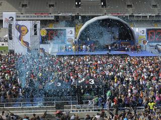 La Festa dels Súpers arriba a la recta final.