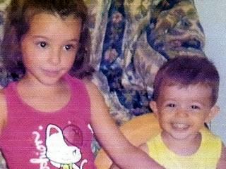 Els nens de 6 i 2 anys desapareguts a Còrdova (Foto: EFE)