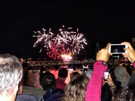 4th of July Feuerwerk