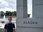 Washington DC WWII Memorial