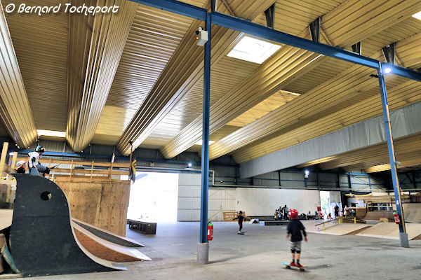 Darwin Bordeaux hangar skatepark   Photo 33 bordeaux com
