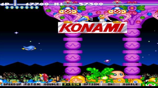 Gokujou Parodius Konami