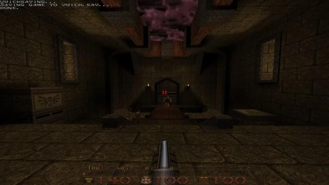 Quake level