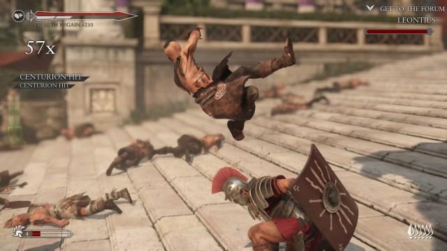 Ryse: Son of Rome execution