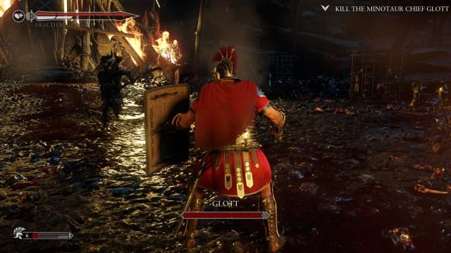 Ryse: Son of Rome boss