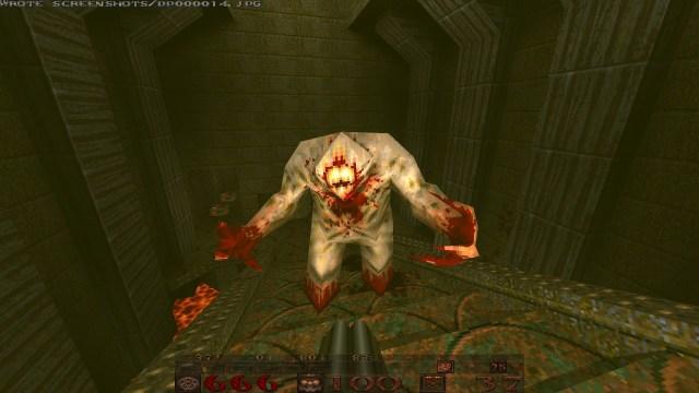 Quake god mode