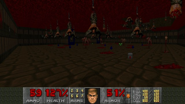 Doom 2 Sign of Evil