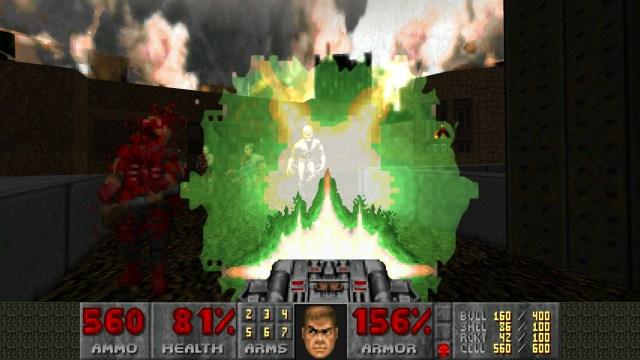 Doom 2 archville
