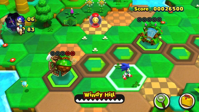 Sonic Lost World overworld