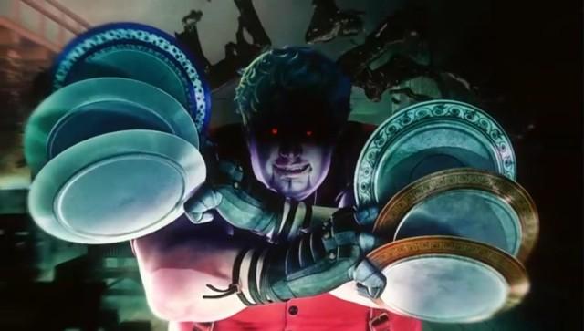 Street Fighter X Tekken bob's true power!