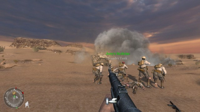 Call of Duty 2 British