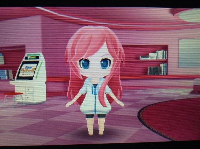 Hatsune Miku 3DS Luka