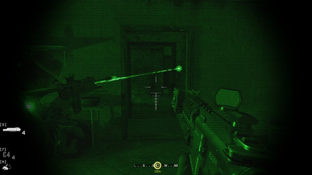 Call of Duty 4 Night Vision
