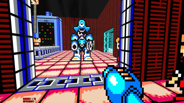 Mega Man 8-Bit Deathmatch Characters